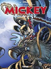 Mickey : Le cycle des magiciens, T2
