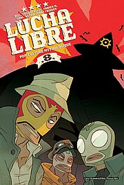 Lucha libre, T8 : Pop-culture mythologique