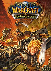 World of Warcraft / Porte-Cendres, T2 : L'ordre de l'aube d'argent