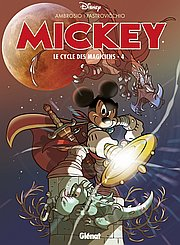 Mickey : Le cycle des magiciens, T4