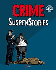 Crimes SuspenStories, T1