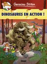 Geronimo Stilton, T8 : Dinosaures en action !