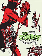 The Zumbies, T2 : Heavy Rock contest