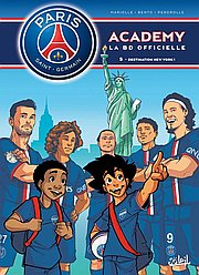 PSG Academy, T5 : Destination New York !