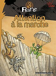 Rat's, T3 : Attention à la marche